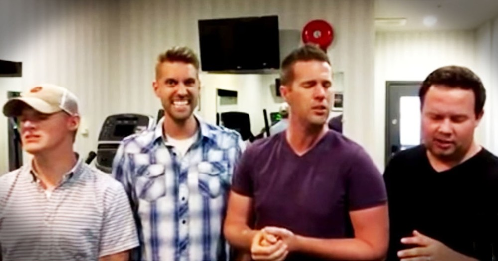 Get Ready To Worship With This A Cappella Gospel Classic