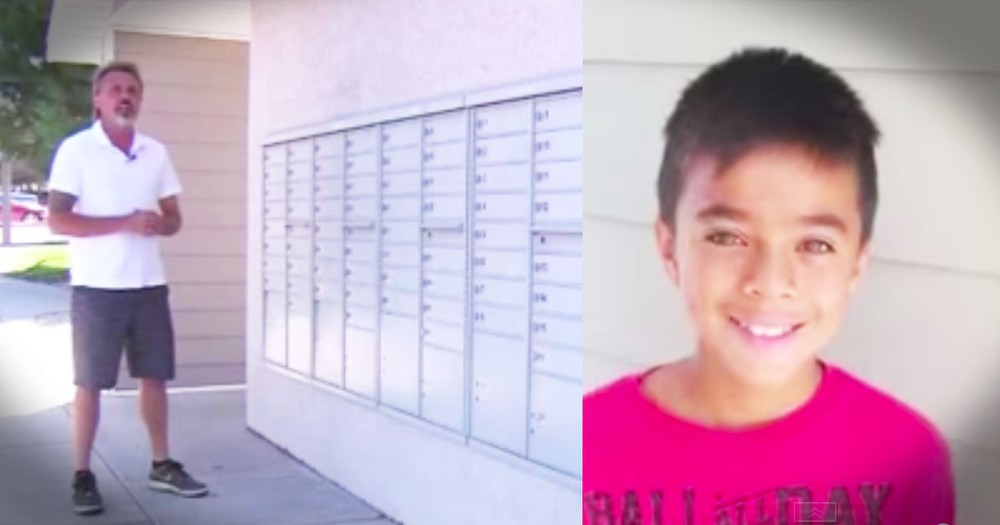 Little Boy Was Begging For Junk Mail Until His Mailman Asked The Internet For Help!