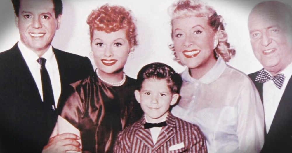 This 'I Love Lucy' Star Was On A Downward Spiral Until He Let Jesus Christ In