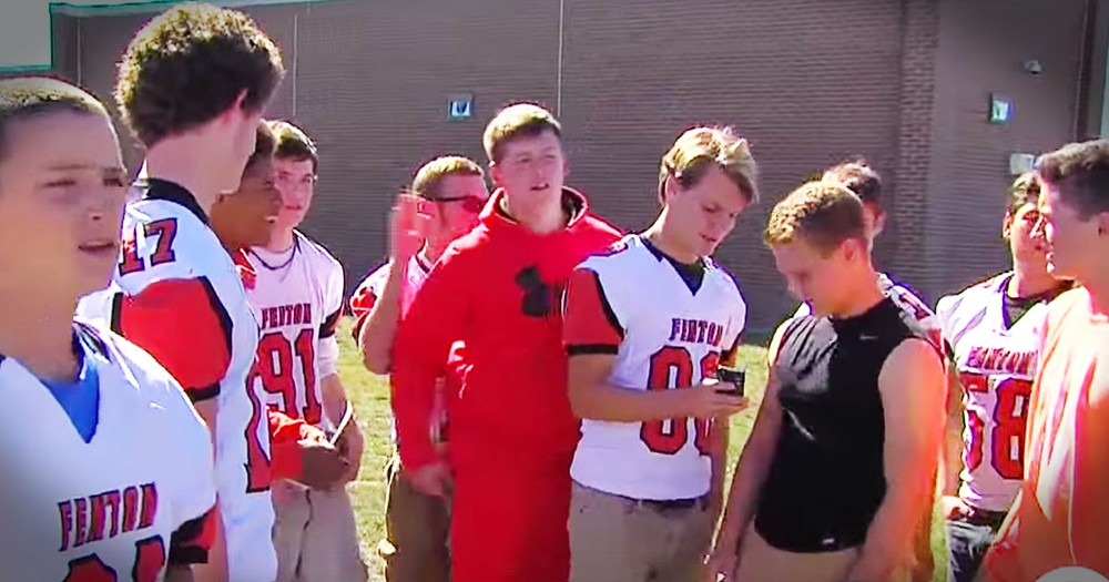 Teenage Boys Saved Him From Kidnappers -- Amazing!