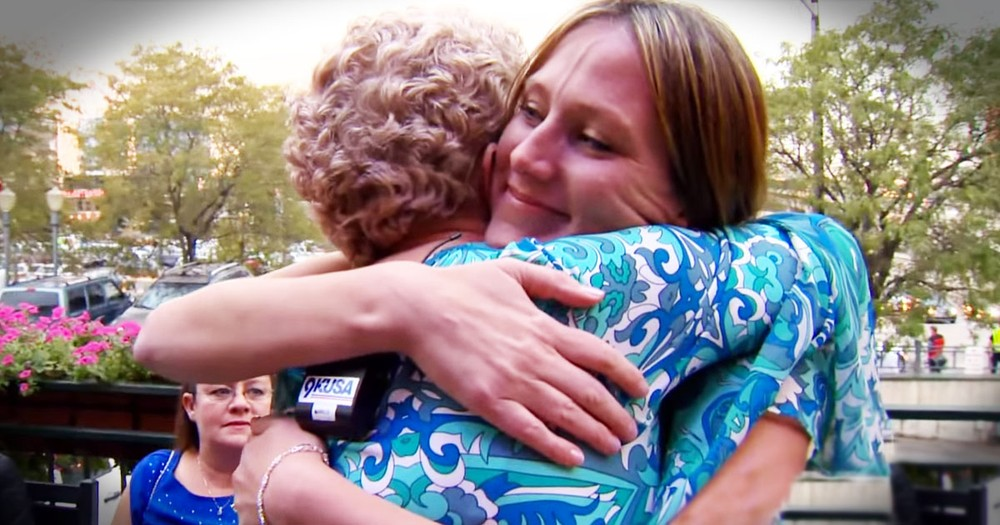 Bride Meets The Woman Whose Life She Saved...TISSUES Please!