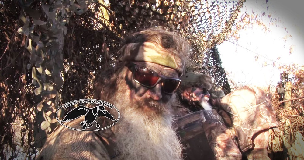 Phil Robertson's Prayer For The New Generation Will Have You Hollerin' 'AMEN'