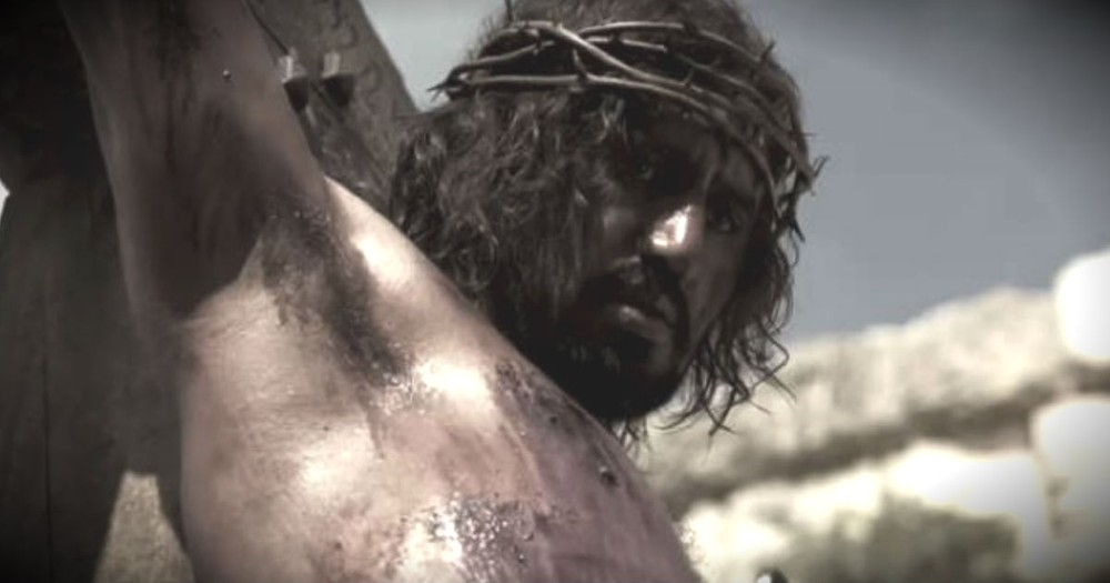 Hollywood Doesn't Want You To See This New Movie About Jesus!