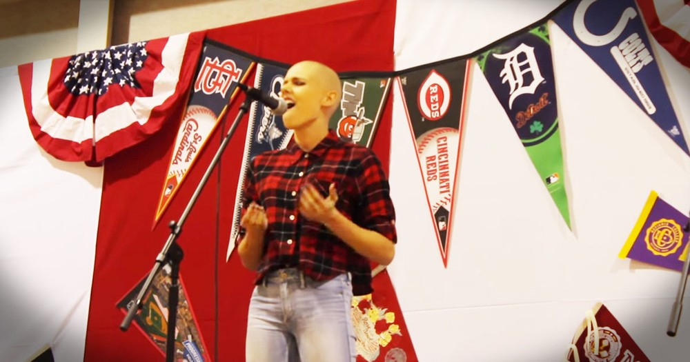 This Cancer Survivor's 'Fight Song' Moved My Soul