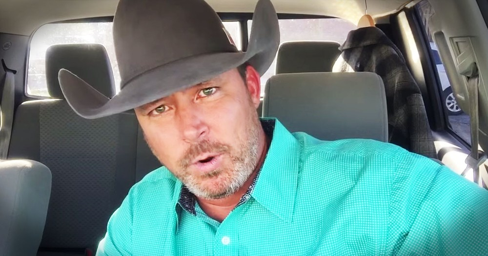 Cowboy Wants Us to Fix The Real Issue Behind Gun Violence