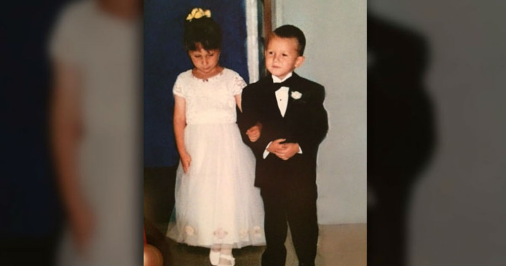 At 5, They Were Forced To Walk Down The Aisle. But You Should See Them NOW!