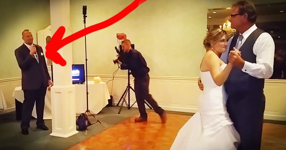 Groom Started Singing During The Father Daughter Dance. And I Need Tissues!