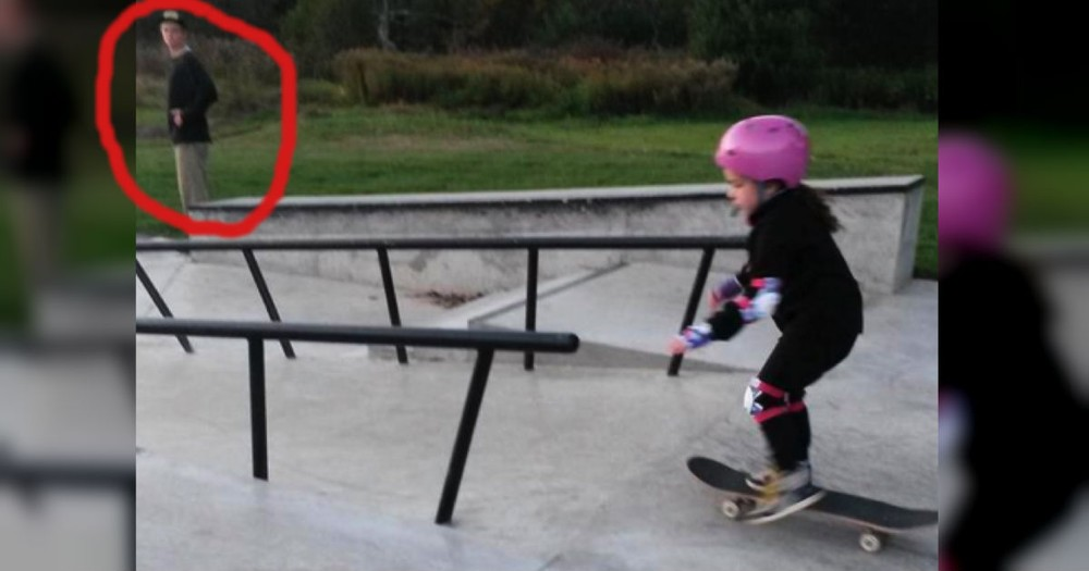 What This Teen Boy Did For This Little Girl Restored My Faith In Humanity!