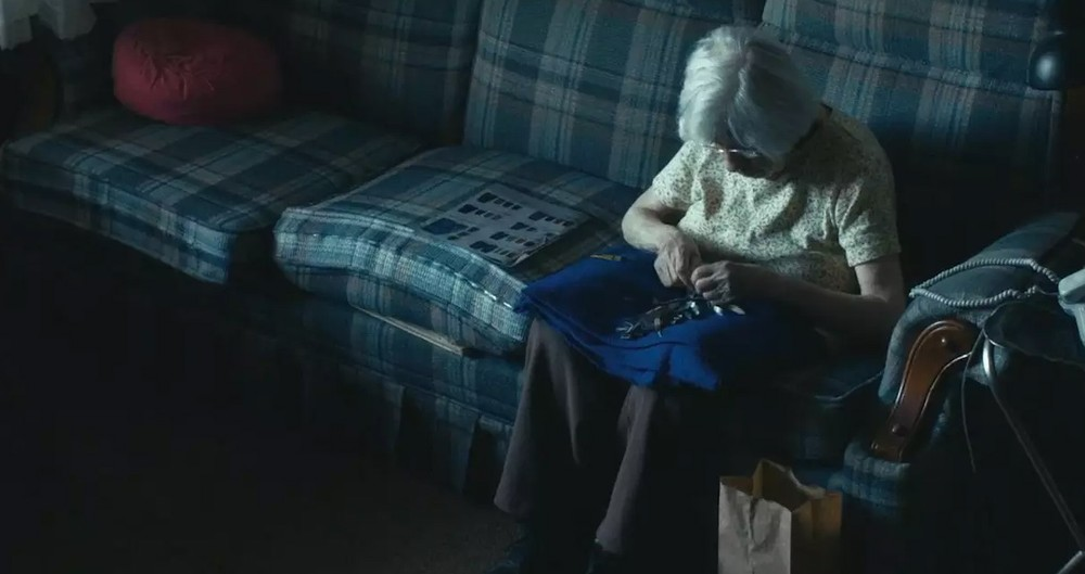 Lonely 98-Year-Old Shares Secret At 3:45 That Broke My Heart