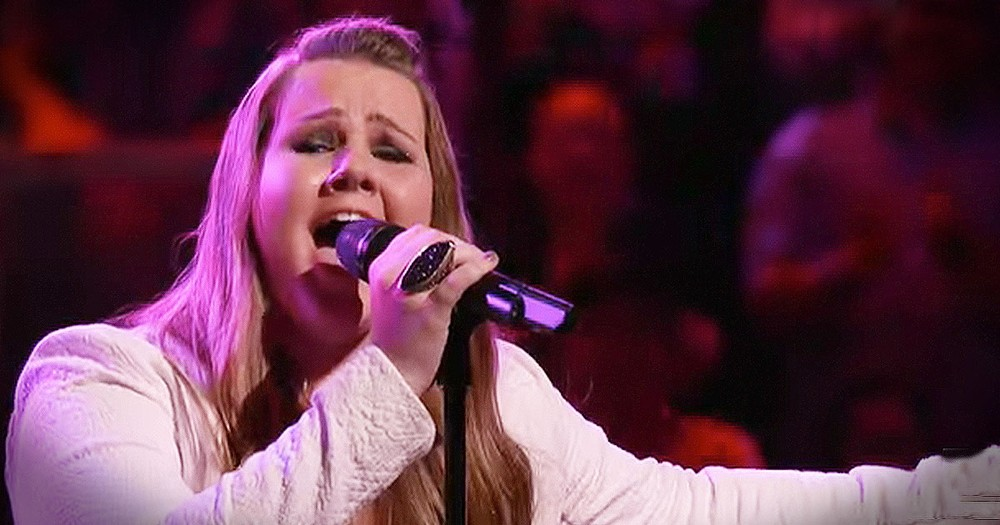 16-Year-Old Brings The Chills With 'Jesus Take The Wheel' Audition