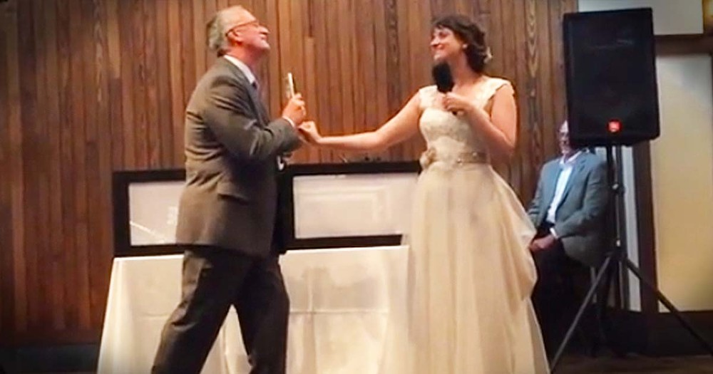 Funny Father-Daughter Dance Will Make Your Day