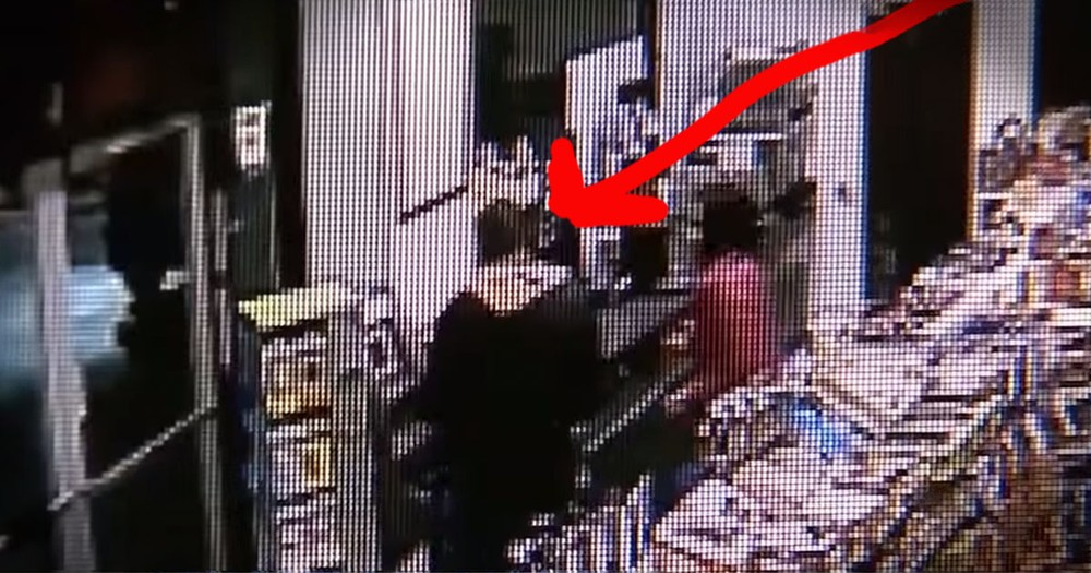Gas Station Clerk Trusted His Gut And Saved A Woman's Life
