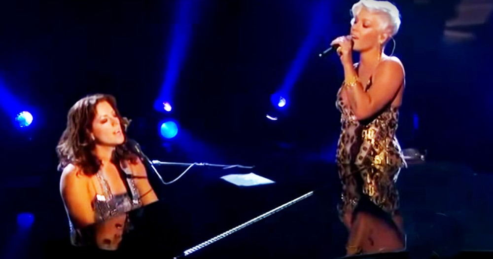 Powerful Duet Of 'Angel' Will Move You