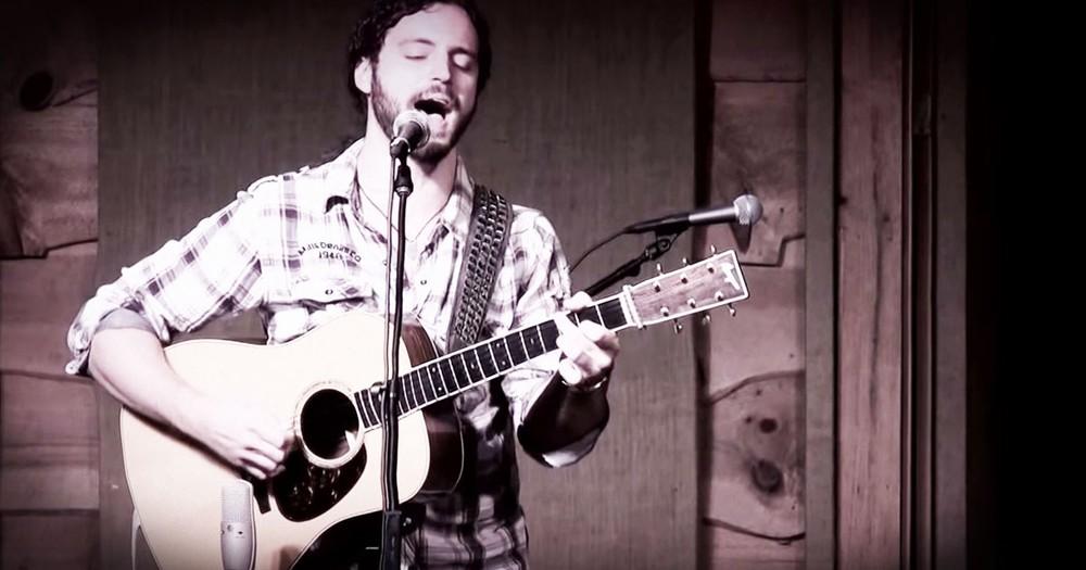 Classic Hymn With A Bluegrass Twist Is Amazing!
