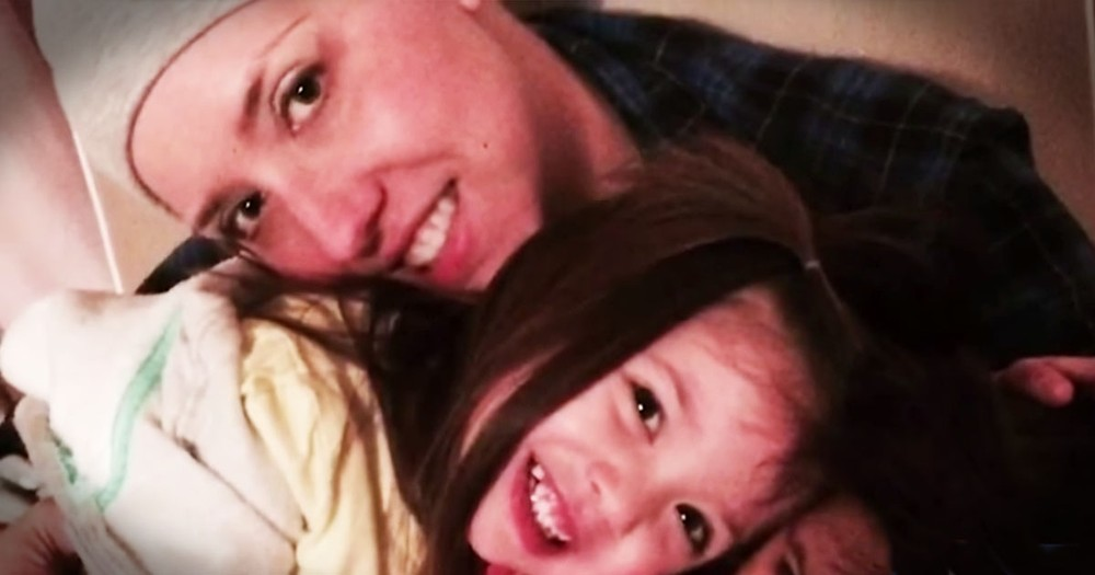 Young Mom Battling Cancer Has A Message That Will Move You To Tears