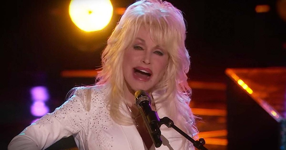 Dolly Parton's Singing 'Coat Of Many Colors' Made My Day