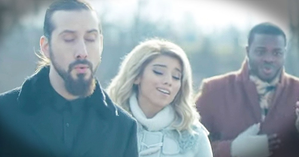 Pentatonix Will Give You Chills With This A Cappella 'The First Noel'