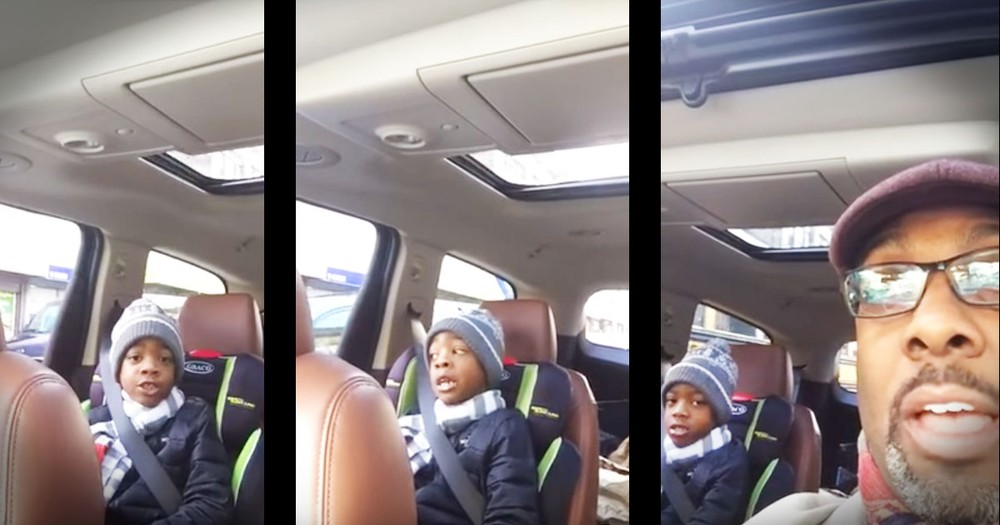 Cutie's Morning Pep-Talk Glorifies God And Made My Morning
