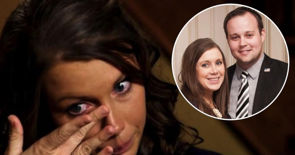 Anna Duggar Breaks Her Silence About Husband, Josh's, Infidelity