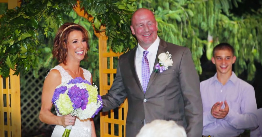 Everyone's Favorite Detective Turned Dad Says 'I Do' In Sweet Update