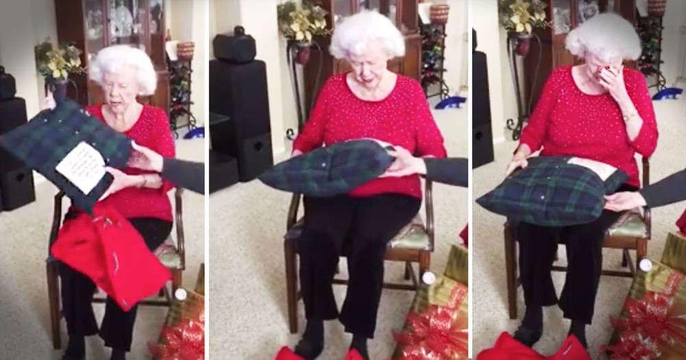 Emotional Present For Grieving Grandmother Had Me In Tears