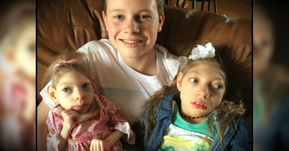 This Inspiring Family Knows Their 2 Little Girls Are True Miracles!