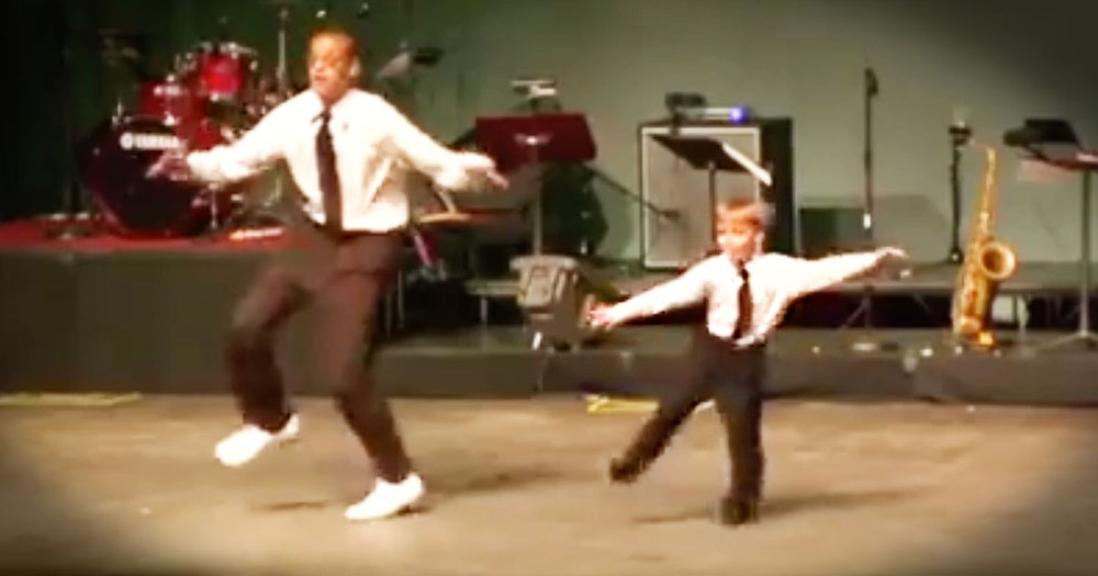 Tiny Tap Dancer Will Blow You Away