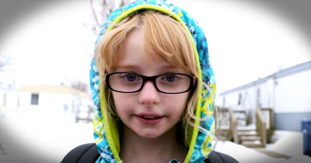 Bullies Mocked Her For Wearing Glasses Until The Internet Did THIS