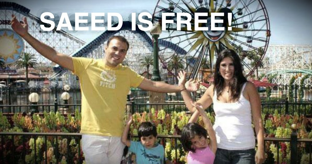 Pastor Saeed's Wife Has A Powerful Message Regarding His Release!