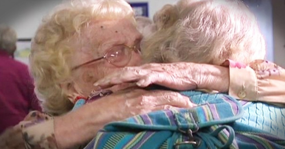 Mother Daughter Reunion 82 Years Later Will Have You In Tears