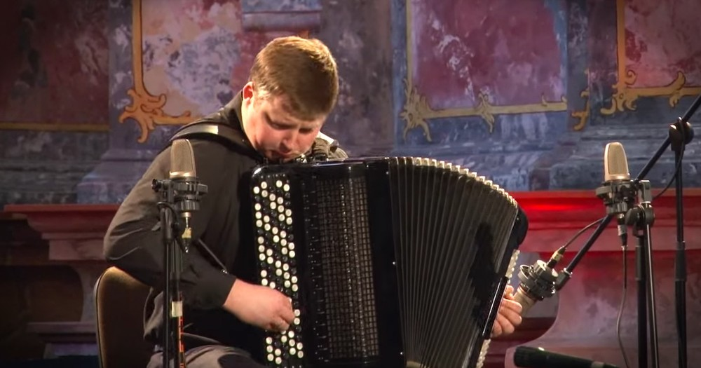 Concert Accordion Player Will Amaze You