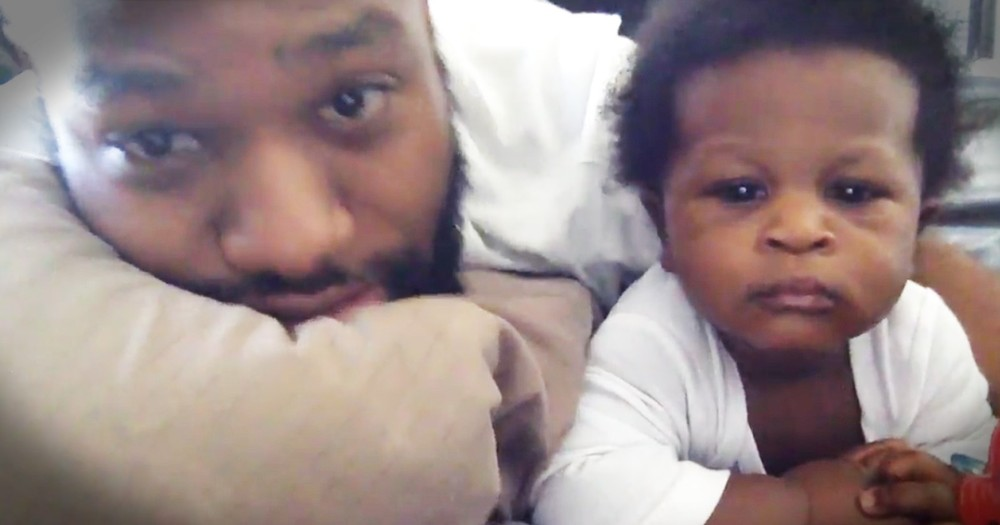 Music Adorably Turns Baby's Frown Upside-Down