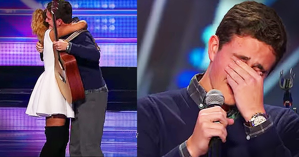 Young Man's Adoption Story And His Audition Will Leave You In Tears