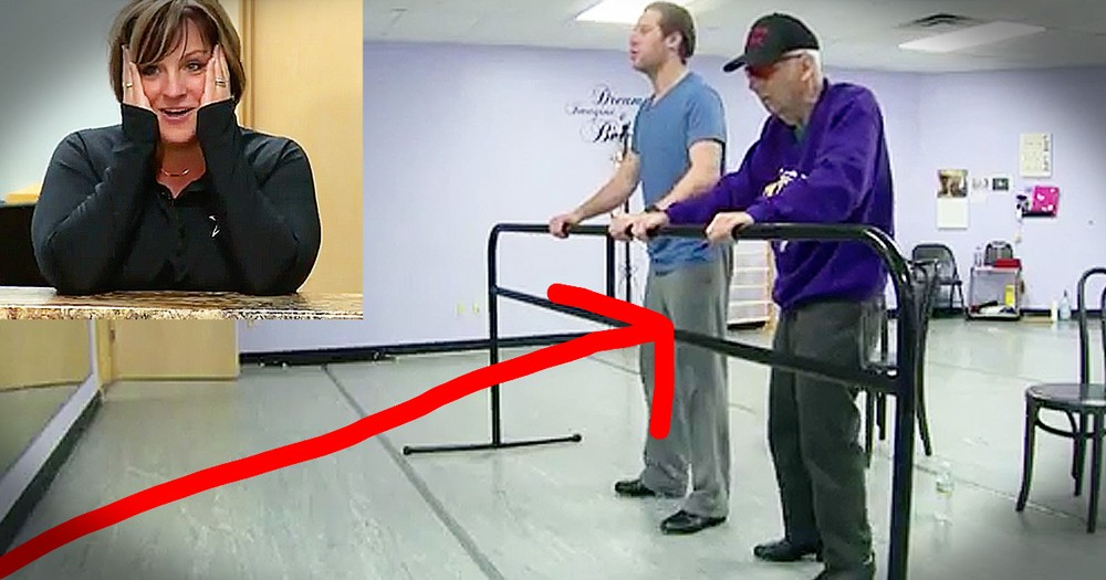 85-Year-Old Tap-Dancing Veteran Will Warm Your Heart