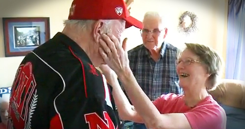 Brothers' Reunion 60 Years Later Will Move You To Tears