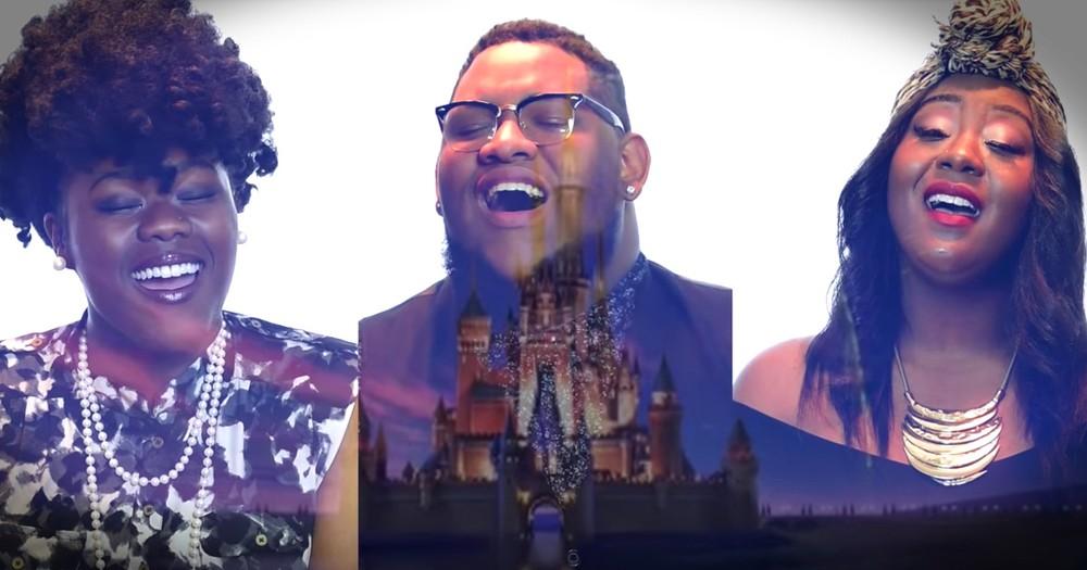 A Cappella Disney Medley Makes You Feel Like A Kid Again