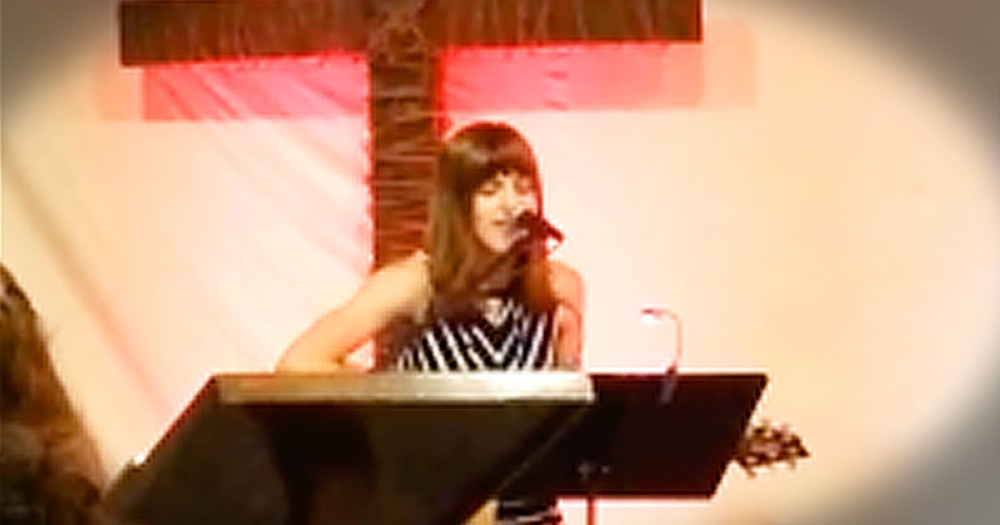Teen's Original Song For America Will Wow You