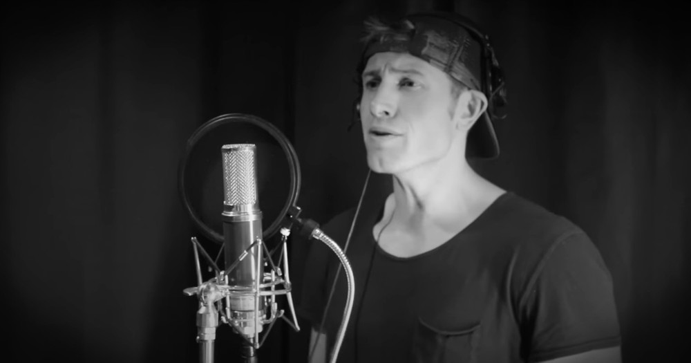 Stripped Down Cover Of 'Faithfully' Is Amazing