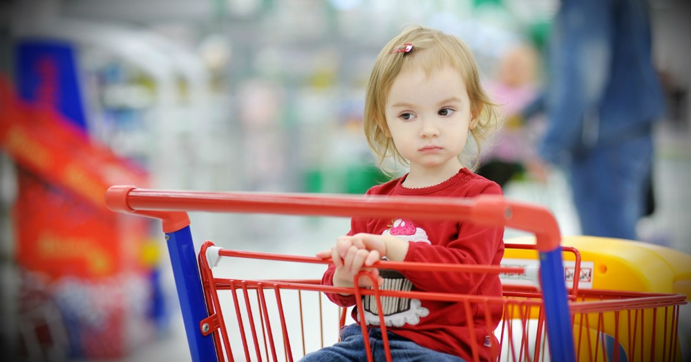 Mom's Warning To Others After An Eerie Encounter At The Grocery Store