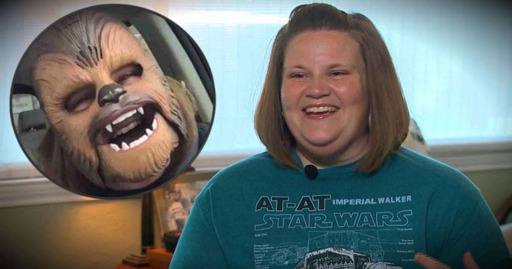 Chewbacca Mom Shares The TRUTH Behind Why Her Video Went Viral