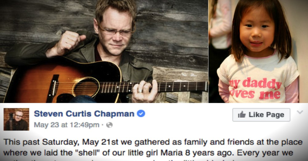 Christian Singer's Post About Losing His Daughter Is Truly Moving
