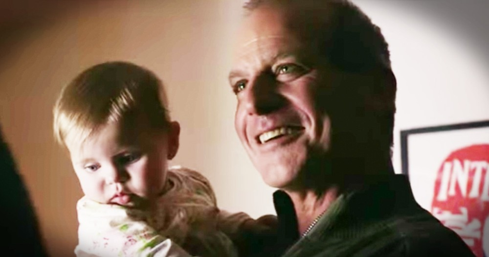 He Couldn't Hear His Granddaughter Cry Until He Asked For Help