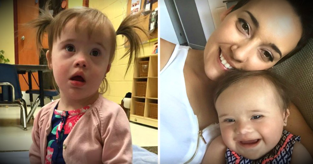 Strangers Shock Mom By Saying THIS About Her Special Needs Baby Girl!