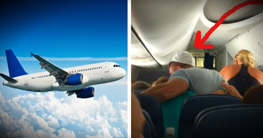 Tim Tebow Prays With Passengers For A Sick Man On A Delta Flight