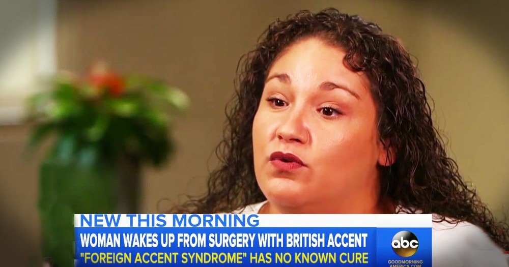 Texas Mom Woke Up With A British Accent How Is Crazy