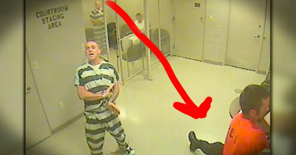 Prisoners Break Out To Save A Guard And Leave Us Clapping