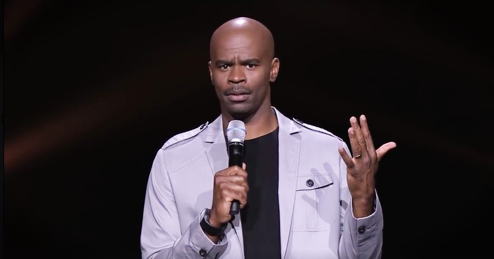 Comedian Shares Hilarious Story About Catching His Baby