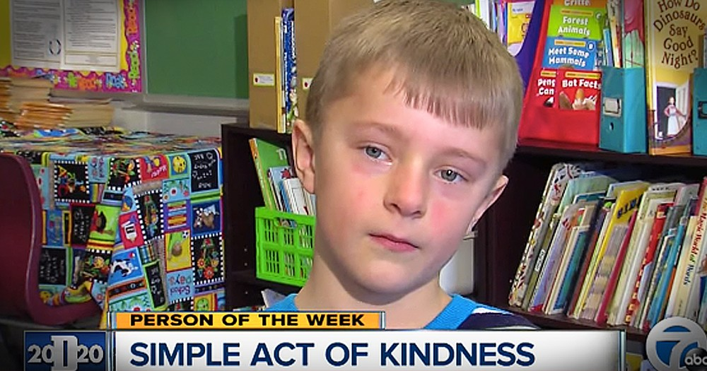 Young Boy Buys 295 Lunches For Fellow Student Who Couldn't Afford It