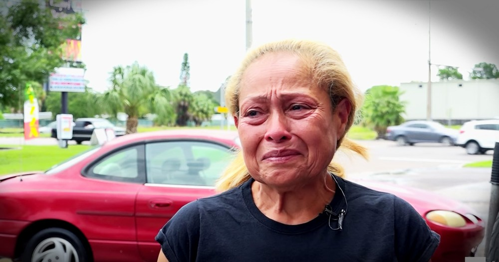 Grieving Mom Of A Veteran Gets A Surprise Car And A Whole Lot Of Hope