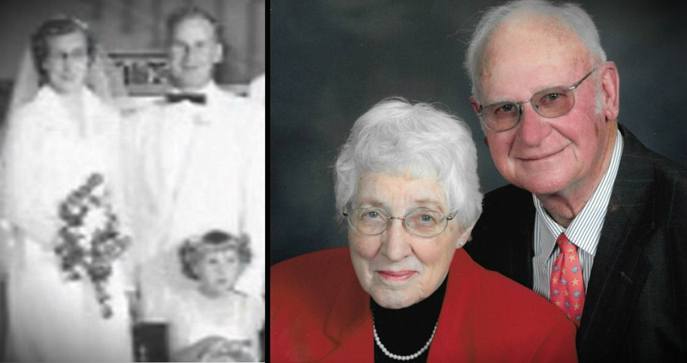 A Couple Married For 63 Years Die Just 20 Minutes Apart
